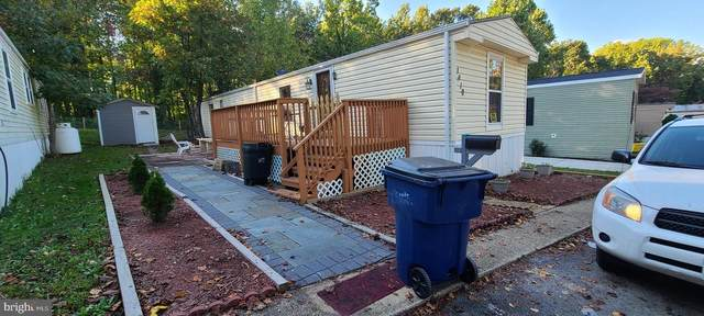 1819 Elmwood Park Dr, CAPITOL HEIGHTS, MD 20743 (#MDPG585710) :: The Redux Group