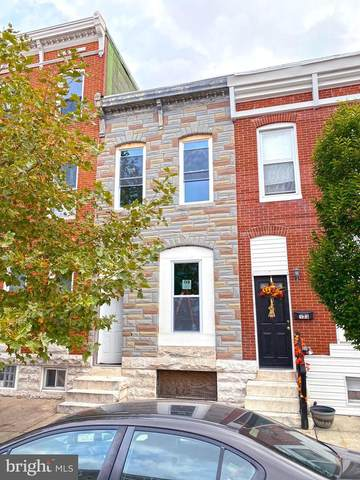 435 N Patterson Park Avenue, BALTIMORE, MD 21231 (#MDBA529076) :: SURE Sales Group