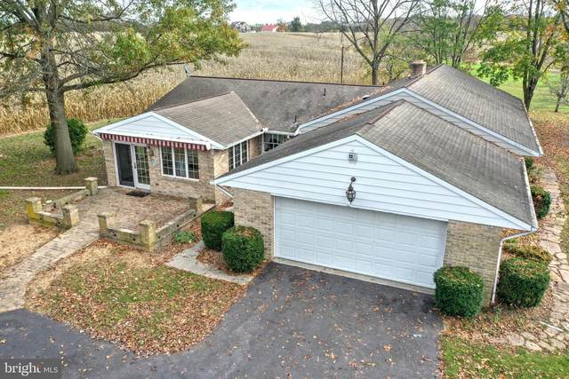 1483 The Spangler Road, NEW OXFORD, PA 17350 (#PAAD113766) :: The Joy Daniels Real Estate Group