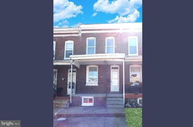 1507 Popland Street, BALTIMORE CITY, MD 21226 (#MDBA529140) :: Lucido Agency of Keller Williams