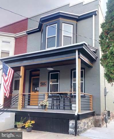 916 E Orange Street, LANCASTER, PA 17602 (#PALA172560) :: The John Kriza Team