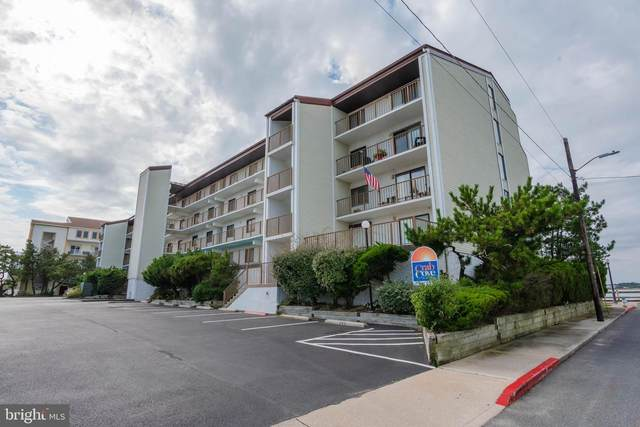 207 Bayview Lane #203, OCEAN CITY, MD 21842 (#MDWO117990) :: Integrity Home Team