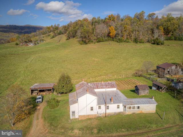 405 Kinderhook Road, MADISON, VA 22727 (#VAMA108692) :: AJ Team Realty