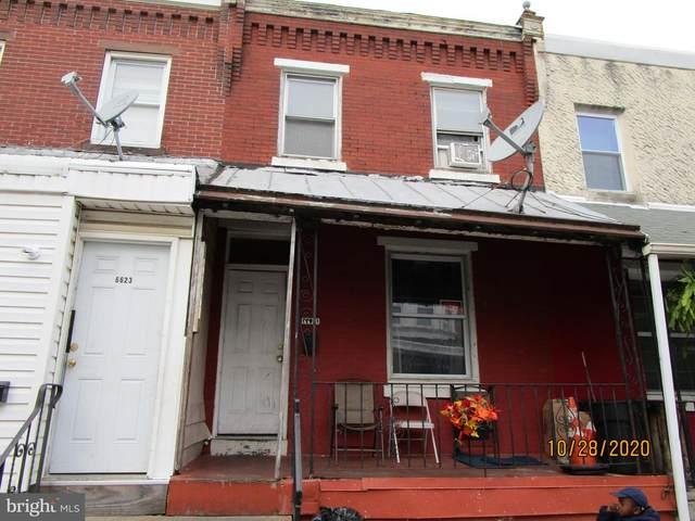 6621 Yocum Street, PHILADELPHIA, PA 19142 (#PAPH949338) :: Better Homes Realty Signature Properties