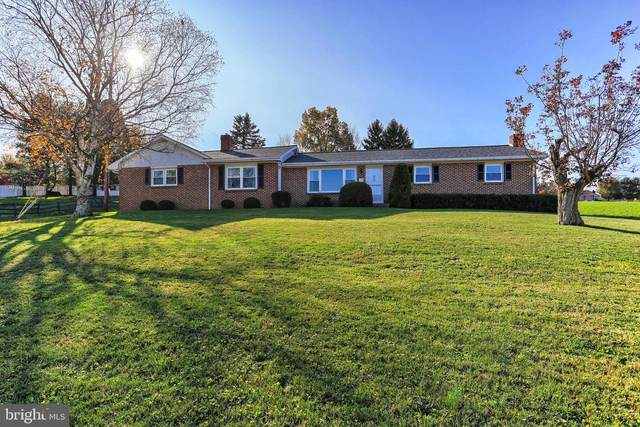 338 Shorbs Hill Road, HANOVER, PA 17331 (#PAYK148088) :: The Heather Neidlinger Team With Berkshire Hathaway HomeServices Homesale Realty