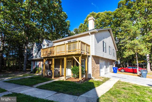 4532-C Reeves Place 46-M, WALDORF, MD 20602 (#MDCH218860) :: Hergenrother Realty Group