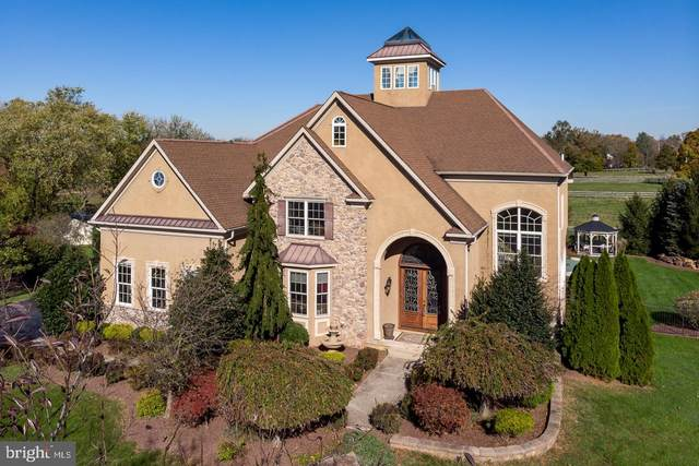 4039 Steeplechase Drive, COLLEGEVILLE, PA 19426 (#PAMC668812) :: Bowers Realty Group