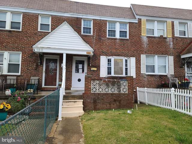 178 W Meadow Road, BALTIMORE, MD 21225 (#MDAA451090) :: The Redux Group
