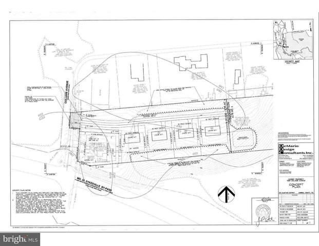 PAR 1 College Avenue, SYKESVILLE, MD 21784 (#MDCR200672) :: The Miller Team