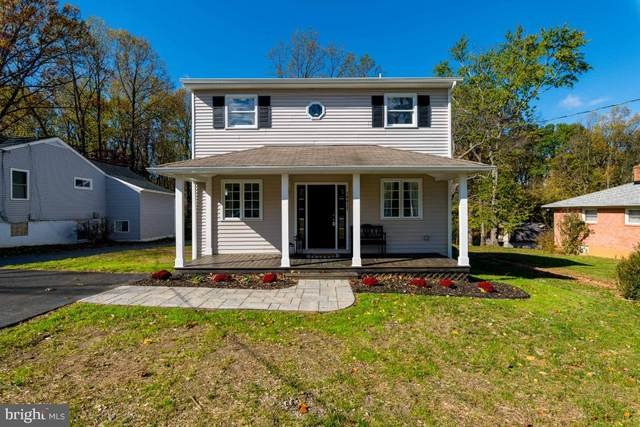 10417 Shady Acres Lane, LAUREL, MD 20723 (#MDHW287114) :: Speicher Group of Long & Foster Real Estate