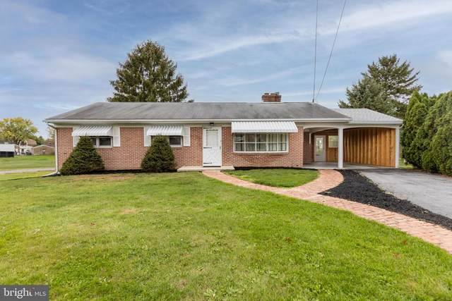 23 Sunset Avenue, CHAMBERSBURG, PA 17202 (#PAFL176120) :: Great Falls Great Homes