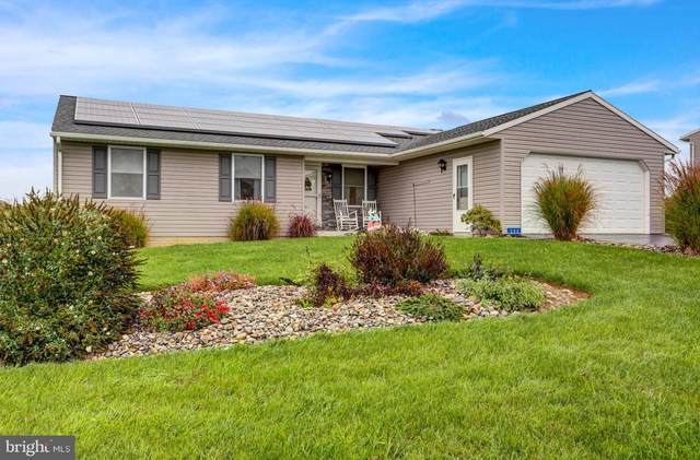 203 Village Drive, NEWMANSTOWN, PA 17073 (#PALN116508) :: The Jim Powers Team
