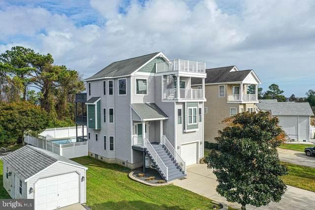 12913 Lake Avenue, OCEAN CITY, MD 21842 (#MDWO118054) :: Blackwell Real Estate