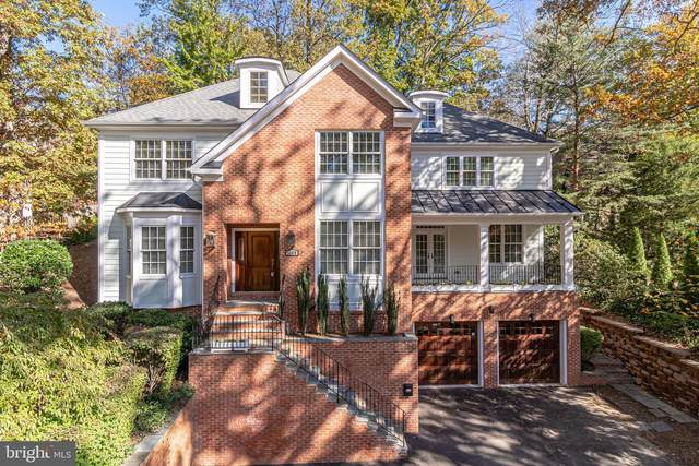 3049 Military Road, ARLINGTON, VA 22207 (#VAAR172060) :: SURE Sales Group