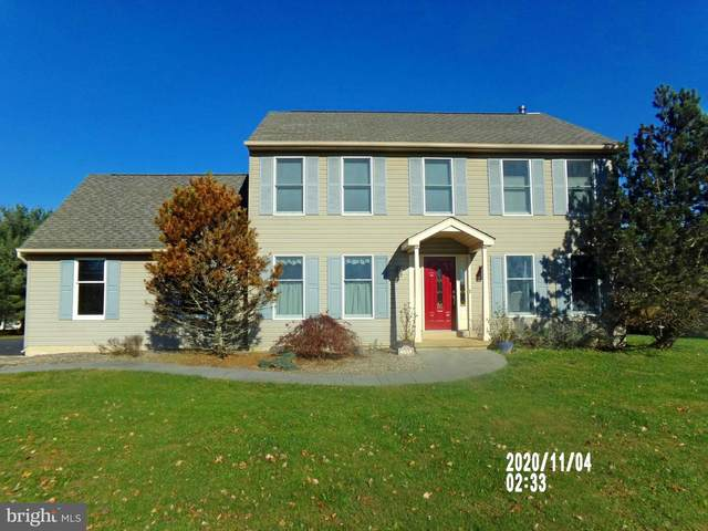 199 Schwenk Road, PERKIOMENVILLE, PA 18074 (#PAMC669046) :: Better Homes Realty Signature Properties