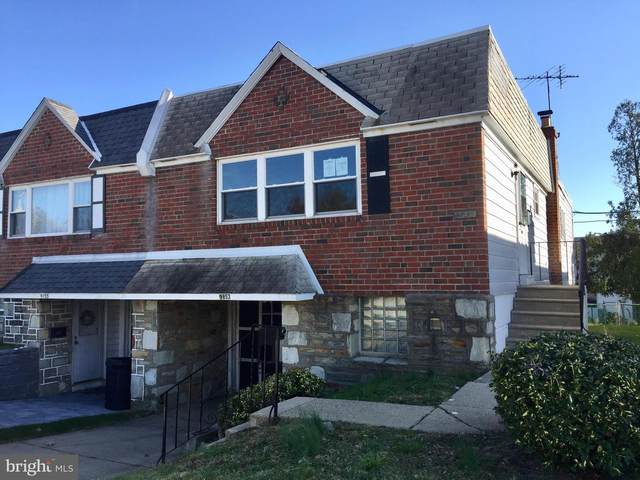 9853 Haldeman Avenue, PHILADELPHIA, PA 19115 (#PAPH950268) :: Better Homes Realty Signature Properties