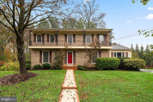 1396 Stratton Drive, POTOMAC, MD 20854 (#MDMC732376) :: Murray & Co. Real Estate
