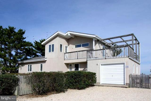25 Buckingham Avenue, HARVEY CEDARS, NJ 08008 (MLS #NJOC404660) :: The Sikora Group