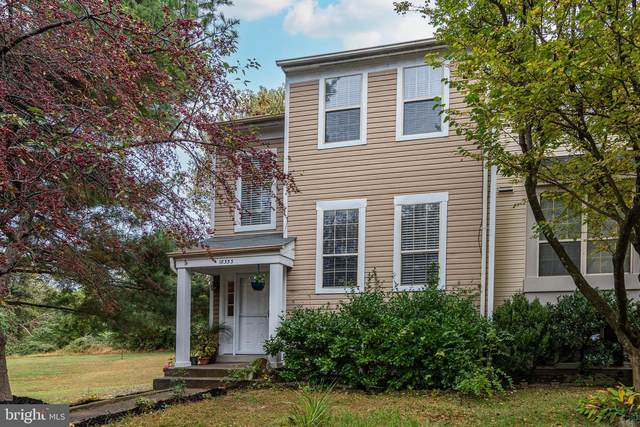 18353 Honeylocust Circle, GAITHERSBURG, MD 20879 (#MDMC732546) :: Gail Nyman Group