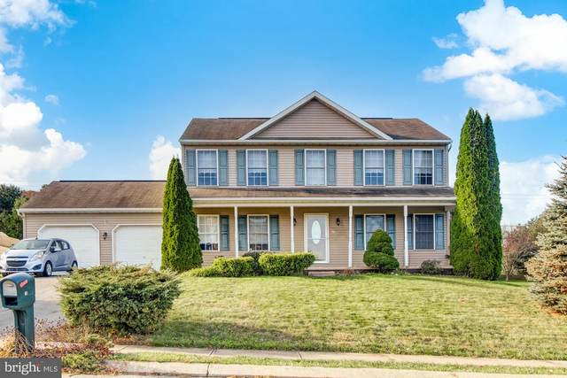 50 Woodsview Drive, RED LION, PA 17356 (#PAYK148372) :: Century 21 Home Advisors