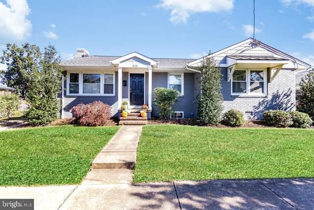 515 Weedon Street, FREDERICKSBURG, VA 22401 (#VAFB118074) :: Great Falls Great Homes