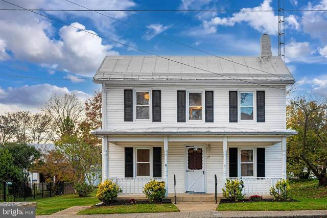 37 Main Street, WALKERSVILLE, MD 21793 (#MDFR273248) :: The Redux Group