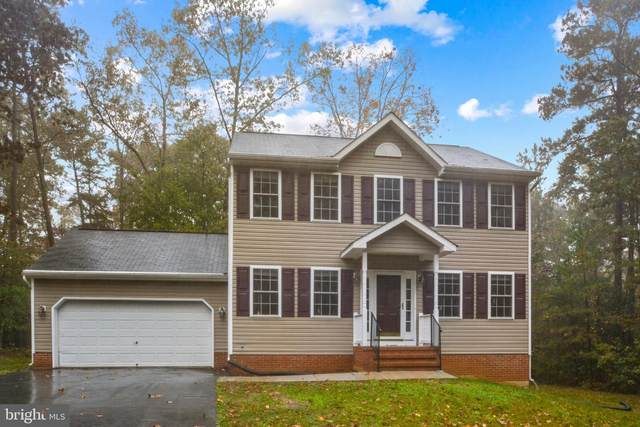 55 Wales Cove, RUTHER GLEN, VA 22546 (#VACV123122) :: Better Homes Realty Signature Properties