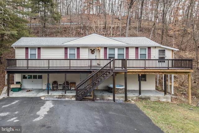 1123 Lakeview Drive, CROSS JUNCTION, VA 22625 (#VAFV160646) :: Crossman & Co. Real Estate