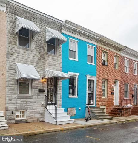 625 Archer Street, BALTIMORE, MD 21230 (#MDBA530058) :: Great Falls Great Homes
