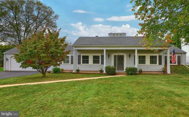 199 Skyline Drive, MECHANICSBURG, PA 17050 (#PACB129504) :: The Heather Neidlinger Team With Berkshire Hathaway HomeServices Homesale Realty
