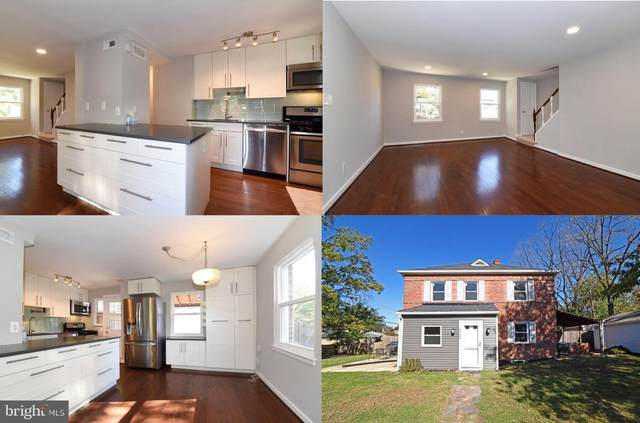 3239 9TH Street S, ARLINGTON, VA 22204 (#VAAR172298) :: Great Falls Great Homes