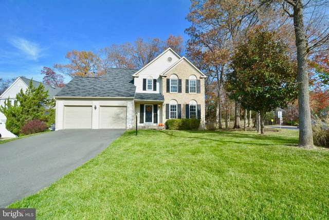 4366 Huntley Court, WOODBRIDGE, VA 22192 (#VAPW508502) :: AJ Team Realty