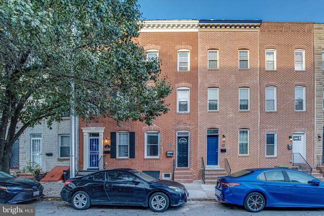 12 S Washington Street, BALTIMORE, MD 21231 (#MDBA530228) :: SURE Sales Group