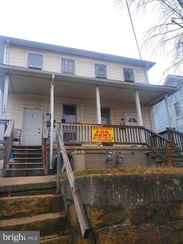 157 Center Street, FROSTBURG, MD 21532 (#MDAL135724) :: Sunrise Home Sales Team of Mackintosh Inc Realtors