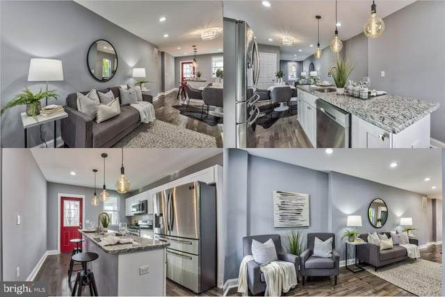 3814 Hickory Avenue, BALTIMORE, MD 21211 (#MDBA530308) :: The Redux Group