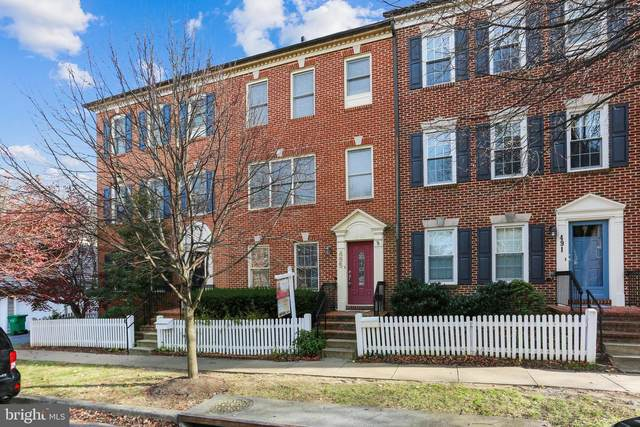 495 Chestertown Street, GAITHERSBURG, MD 20878 (#MDMC733268) :: Great Falls Great Homes