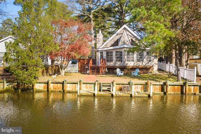 507 Seaweed Lane, OCEAN CITY, MD 21842 (#MDWO118292) :: Speicher Group of Long & Foster Real Estate
