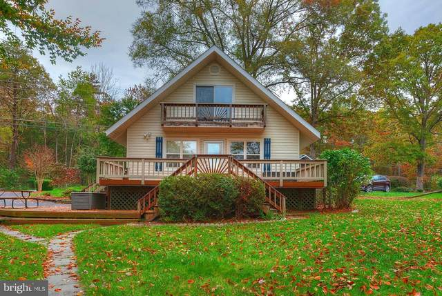 231 N Lakeshore Drive, LOUISA, VA 23093 (#VALA122232) :: Better Homes Realty Signature Properties