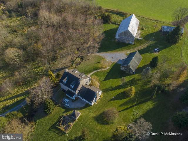 18631 Manor Church Road, BOONSBORO, MD 21713 (#MDWA175796) :: The Redux Group