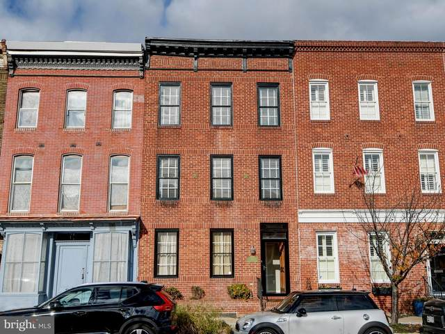 1826 Aliceanna Street, BALTIMORE, MD 21231 (#MDBA530586) :: Jacobs & Co. Real Estate