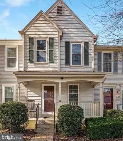 6348 Chimney Wood Court, ALEXANDRIA, VA 22306 (#VAFX1165908) :: Great Falls Great Homes