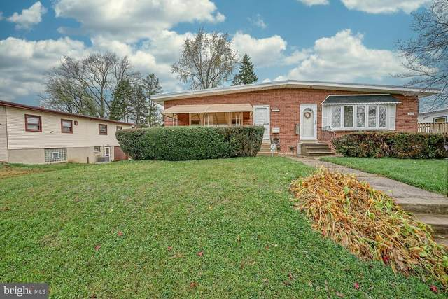 1025 Surrey Road, PHILADELPHIA, PA 19115 (#PAPH953160) :: Better Homes Realty Signature Properties