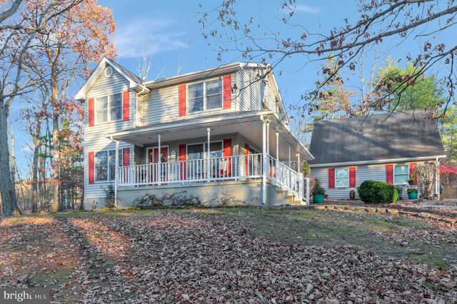 71 Foster Lane, BERKELEY SPRINGS, WV 25411 (#WVMO117744) :: The Miller Team