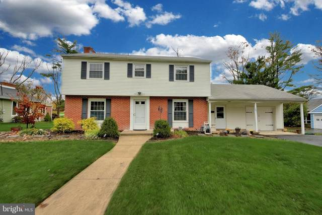 6 Burning Tree Lane, LAWRENCEVILLE, NJ 08648 (#NJME304320) :: Nexthome Force Realty Partners