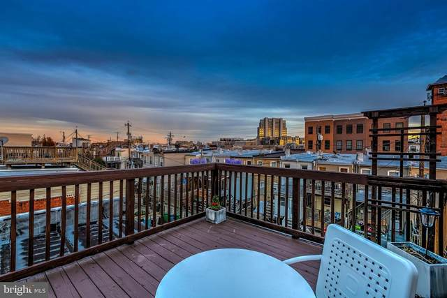 1445 Decatur Street, BALTIMORE, MD 21230 (#MDBA530782) :: Jacobs & Co. Real Estate