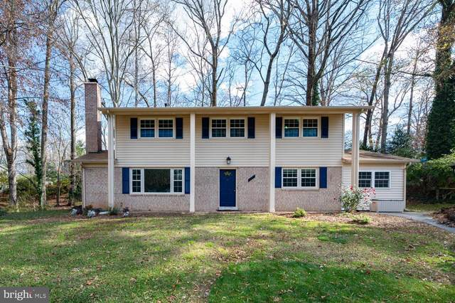 8814 Bridle Wood Drive, SPRINGFIELD, VA 22152 (#VAFX1166102) :: RE/MAX Cornerstone Realty