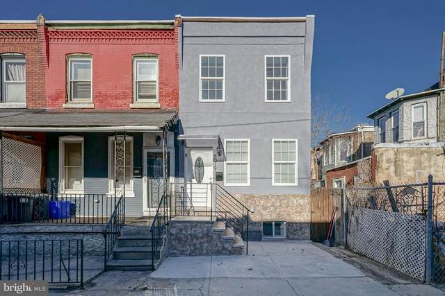 4019 Reno Street, PHILADELPHIA, PA 19104 (#PAPH953282) :: The Dailey Group