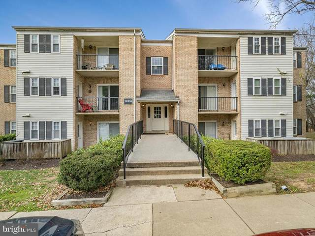 18304 Streamside Drive #302, GAITHERSBURG, MD 20879 (#MDMC733740) :: Gail Nyman Group