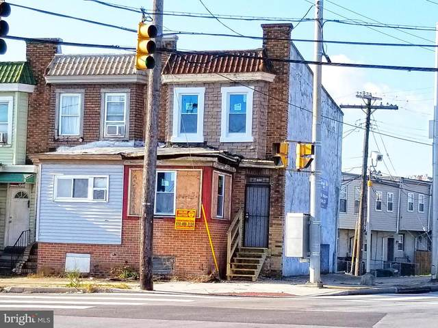 408 N Franklintown Road, BALTIMORE, MD 21223 (#MDBA530890) :: Great Falls Great Homes