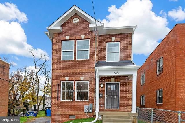308 62ND Street NE, WASHINGTON, DC 20019 (#DCDC495916) :: Great Falls Great Homes